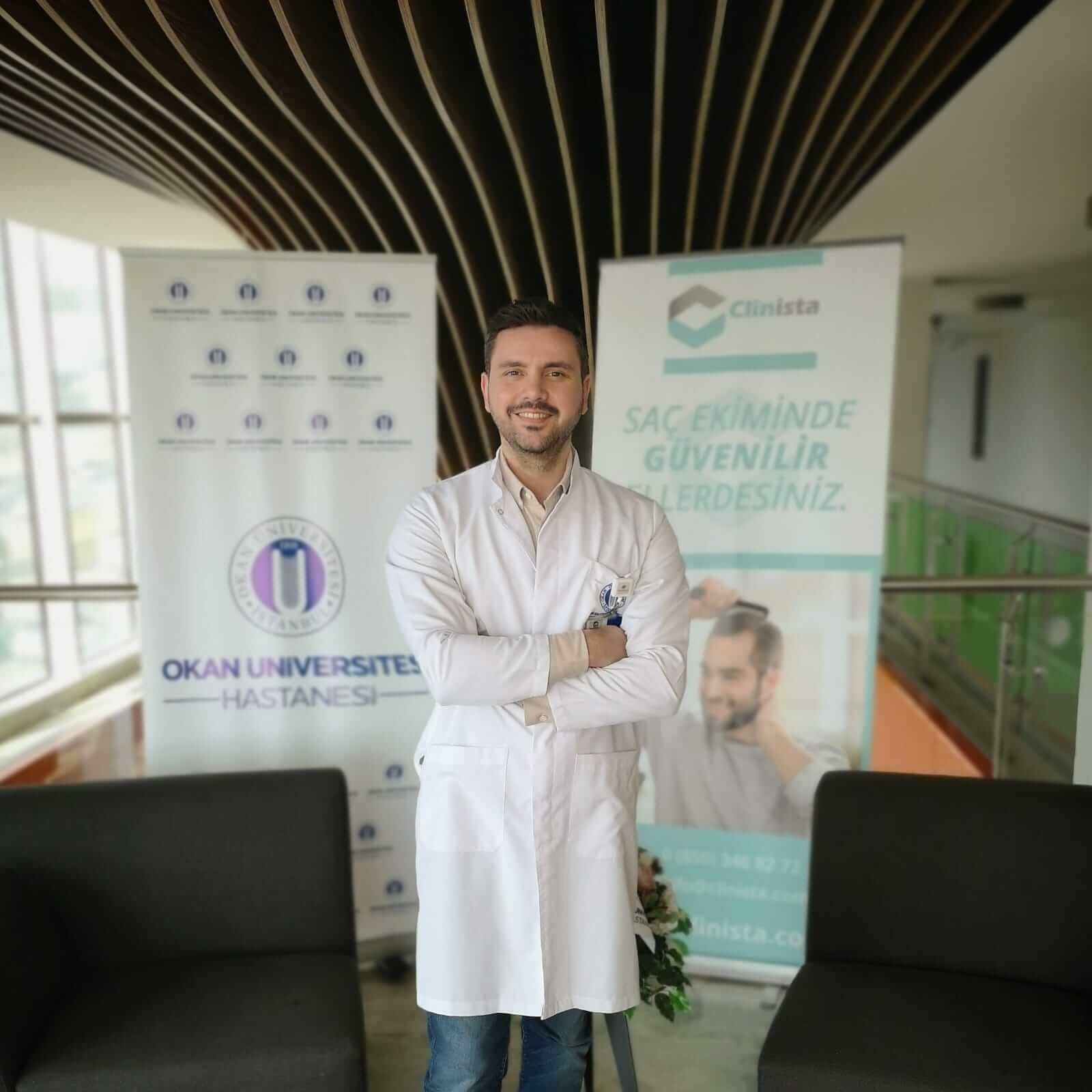 Dr. Onur Gürcan Ergen, PhD, MSc